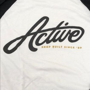 Active Ride Shop Shirts - Active T-shirt size S
